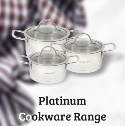 Platinum Cookware Range