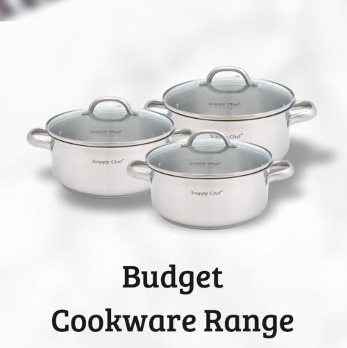 Budget Cookware Range